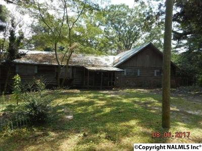 Boaz Single Family Home For Sale: 515 County Road 15