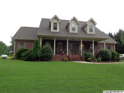 Gurley Single Family Home For Sale: 2685 Gurley Pike