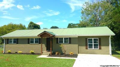 Guntersville Single Family Home For Sale: 4800 Lloyd Street