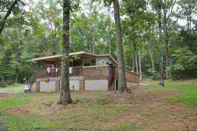 Guntersville Single Family Home For Sale: 515 Howell Road