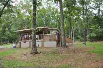 Guntersville Single Family Home For Sale: 510 Howell Road