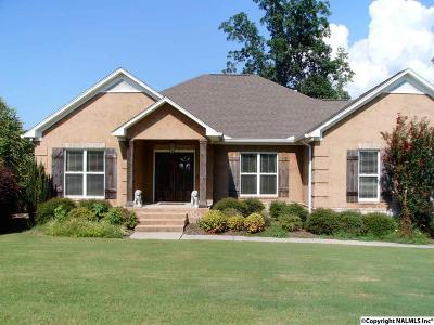 Guntersville Single Family Home For Sale: 137 Eagle Ridge Drive