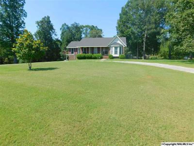 Danville, Priceville Single Family Home For Sale: 1189 Neel School Road