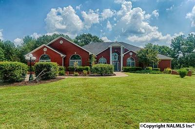 Hartselle Single Family Home For Sale: 2009 Breeding Drive