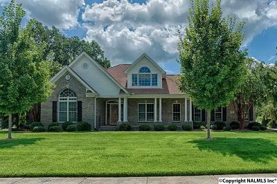 New Market Single Family Home For Sale: 233 Riverwalk Trail