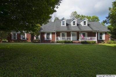 Gurley Single Family Home For Sale: 100 NE Sycamore Road