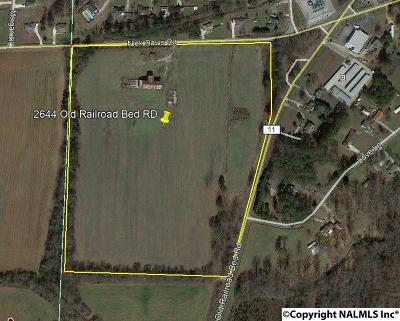 Harvest Residential Lots & Land For Sale: 2644 Old Railroad Bed Road