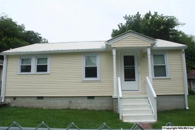 Guntersville Single Family Home For Sale: 1508 Rayburn Avenue