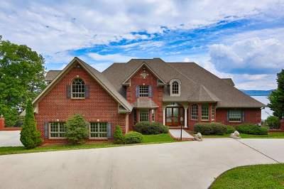 Marshall County Single Family Home For Sale: 1826 Preston Island Circle