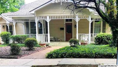 Single Family Home For Sale: 812 Line Street