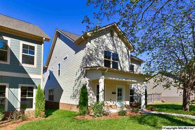 Single Family Home For Sale: 1611 Pratt Avenue
