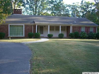 Scottsboro Single Family Home For Sale: 400 Eastridge Road