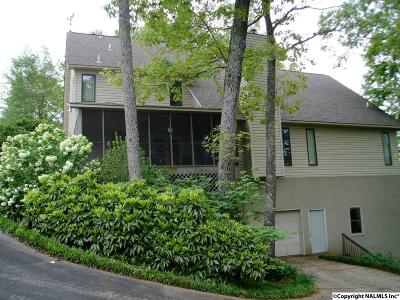 Guntersville Single Family Home For Sale: 1711 Winston Street