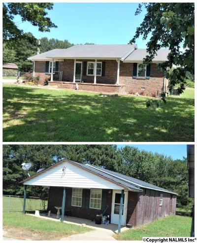 Ardmore Single Family Home For Sale: 27438 State Highway 251