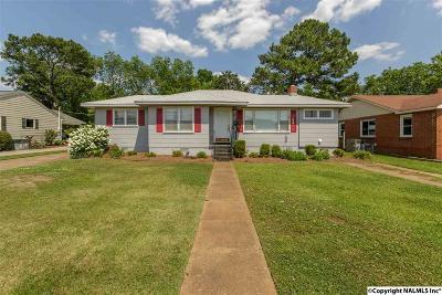 Single Family Home For Sale: 2315 Billie Watkins Street