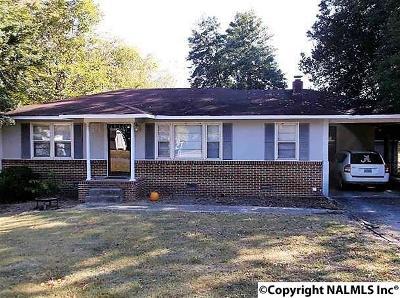 Boaz Single Family Home For Sale: 903 Marjorie Street