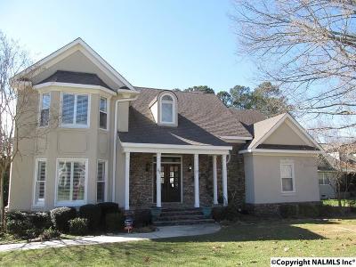 Guntersville Single Family Home For Sale: 68 Morningside Drive