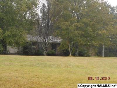 Fort Payne Single Family Home For Sale: 2766 County Road 255