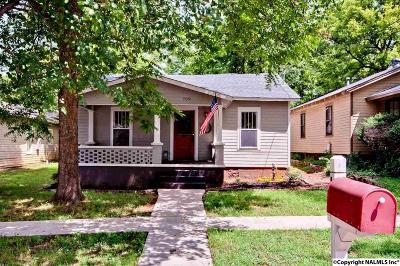 Single Family Home For Sale: 709 Beirne Avenue