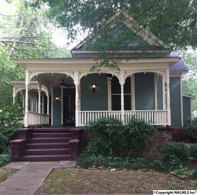 Single Family Home For Sale: 214 Canal Street