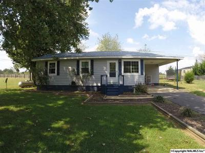 Dekalb County, Marshall County Single Family Home For Sale: 138 Memorial Drive