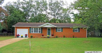 Madison Single Family Home For Sale: 119 Meadow Drive