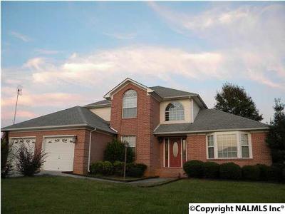 Toney Single Family Home For Sale: 127 Turney Lane