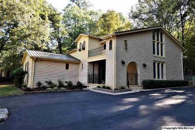 Guntersville Single Family Home For Sale: 1913 Wyeth Drive