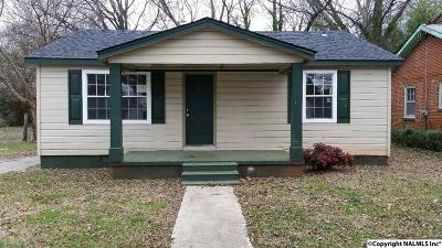 Huntsville Single Family Home For Sale: 2808 Union Drive