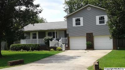 Hazel Green Single Family Home For Sale: 204 Backwood Trail