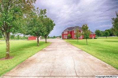 Huntsville, Hunstville Single Family Home For Sale: 645 Countess Road