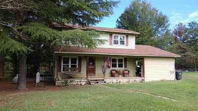 Decatur Single Family Home For Sale: 3313 Mud Tavern Road