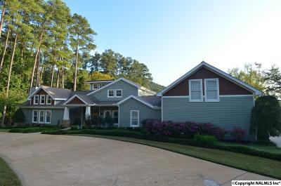 Guntersville Single Family Home For Sale: 2420 Wyeth Drive