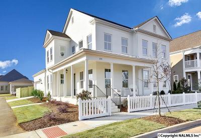 Madison Single Family Home For Sale: 134 Bur Oak Drive