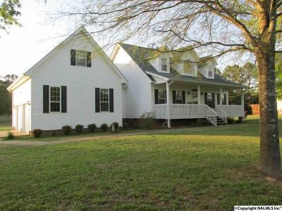 Fort Payne Single Family Home For Sale: 7402 Greenhill Blvd