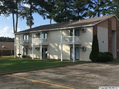 Marshall County Multi Family Home For Sale: 100 Pinehurst Drive