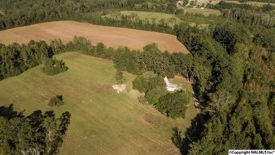 Hartselle Farm For Sale: 129 Tapscott Road