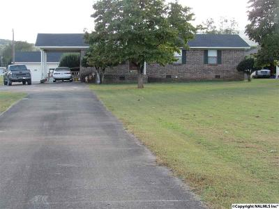 Brownsboro Single Family Home For Sale: 3252 Highway 72 East
