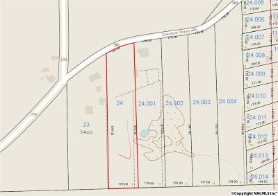 Centre AL Residential Lots & Land For Sale: $29,900