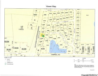 Grant Residential Lots & Land For Sale: 65 Cathedral Caverns Hwy