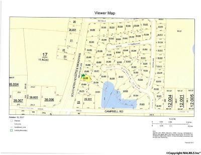 Grant Residential Lots & Land For Sale: 66 Cathedral Caverns Hwy