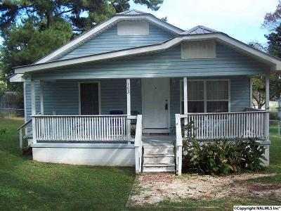 Albertville Single Family Home For Sale: 105 Phillipson Drive
