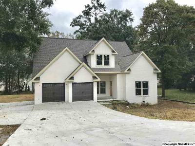 Guntersville Single Family Home For Sale: 4005 Alabama Highway 79