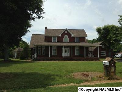 Single Family Home For Sale: 2405 Marshall Road