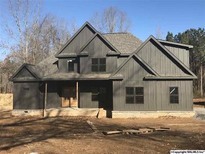 Guntersville Single Family Home For Sale: 3282 Creek Path Road