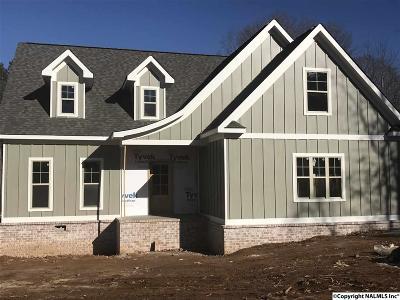 Guntersville Single Family Home For Sale: 3260 Creek Path Road