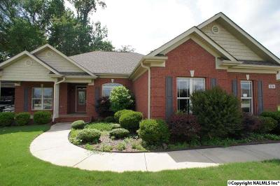 Meridianville Single Family Home For Sale: 226 Wes Ashley Drive