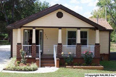 Huntsville Single Family Home For Sale: 1009 Maysville Road