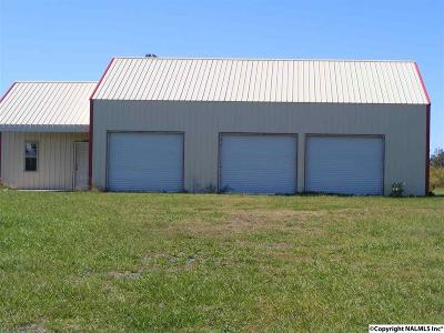 Cherokee County, Dekalb County, Jackson County, Marshall County Commercial For Sale: 5807 County Road 27