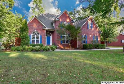 Toney Single Family Home For Sale: 135 Honey Brook Drive